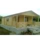 Casa de lemn Iuliu 10x6m