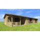 Casa de lemn Otilia 13x6.6m
